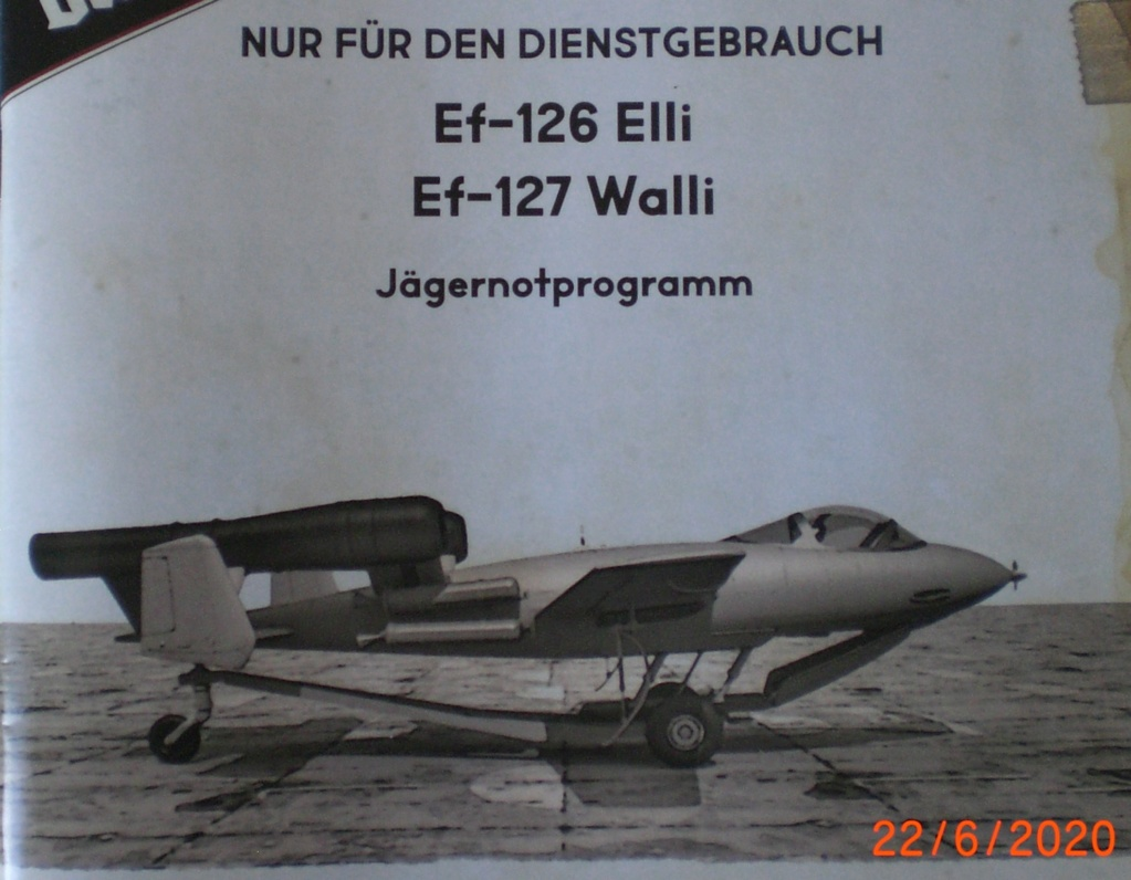 "die Junkers EF - 126 ""ELLI"", 1/32, das werk, von oluengen 359 Cimg7520"