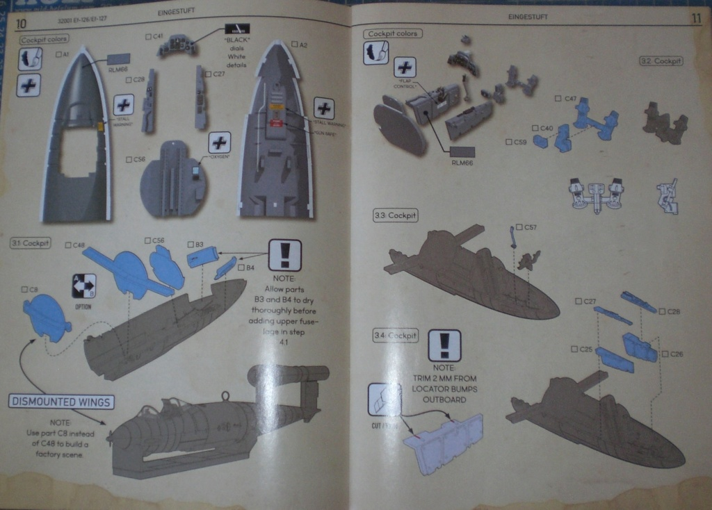 "die Junkers EF - 126 ""ELLI"", 1/32, das werk, von oluengen 359 Cimg7521"