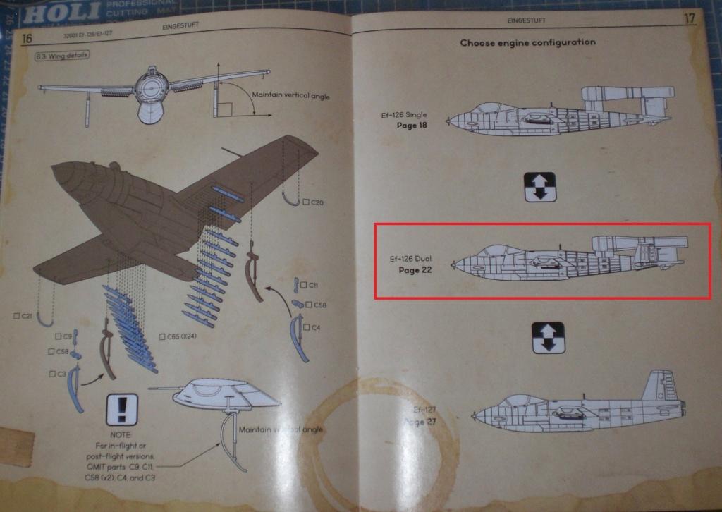 "die Junkers EF - 126 ""ELLI"", 1/32, das werk, von oluengen 359 Cimg7522"
