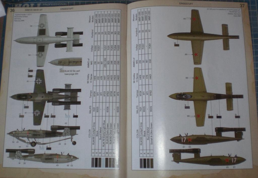 "die Junkers EF - 126 ""ELLI"", 1/32, das werk, von oluengen 359 Cimg7523"
