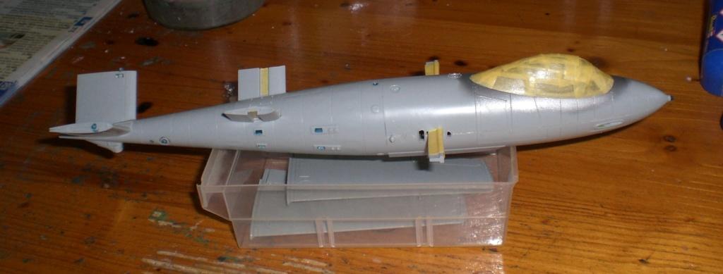 "die Junkers EF - 126 ""ELLI"", 1/32, das werk, von oluengen 359 Cimg7556"