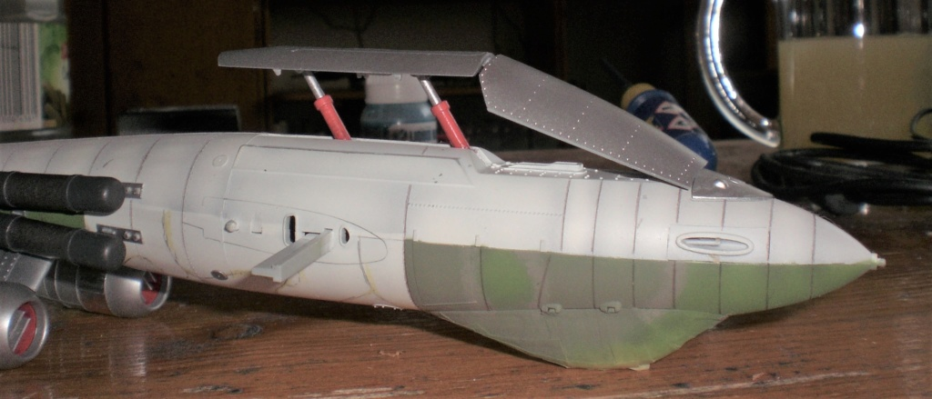 "die Junkers EF - 126 ""ELLI"", 1/32, das werk, von oluengen 359 Cimg7564"