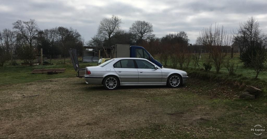 BMW 730 Da annee 1998 - Page 29 53269610