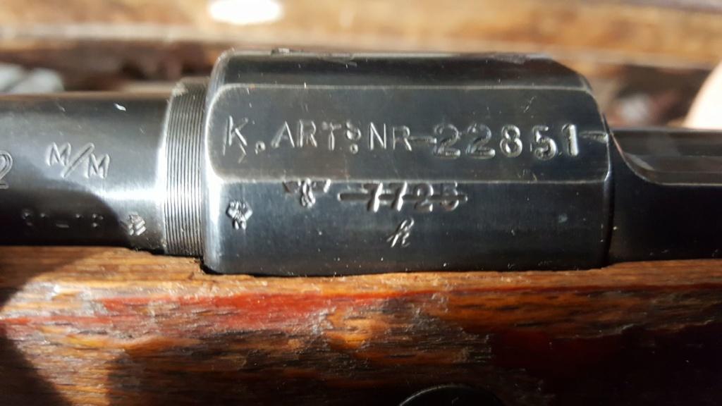 Mauser k 98 6e133110
