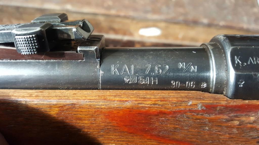 Mauser k 98 C0bf2810
