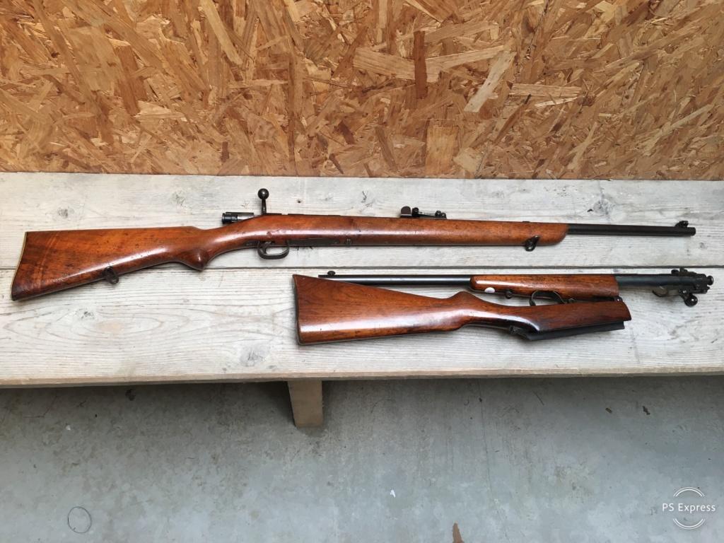 BSA miniature rifle Cf522710