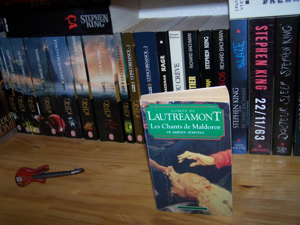 Comte de Lautréamont - Les Chants de Maldoror et autres œuvres 100_4013