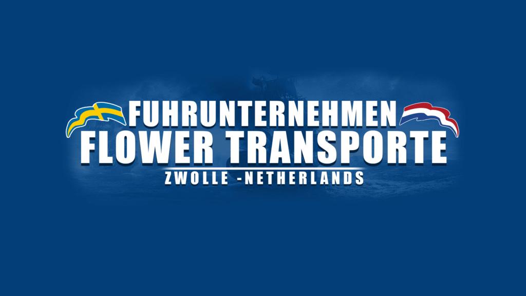Vorstellung der Firma Fuhrunternehmen Flower Transporte 15972710