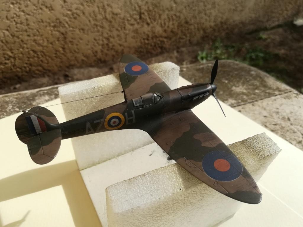 spitfire mk1 airfix Img_2031