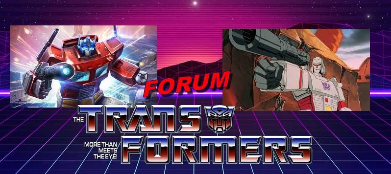 Transformers forum de France!