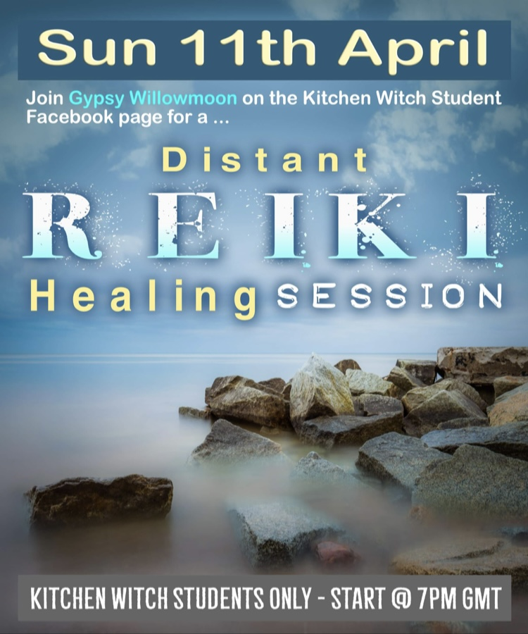 April's Distant Reiki Session  5ac6fe10
