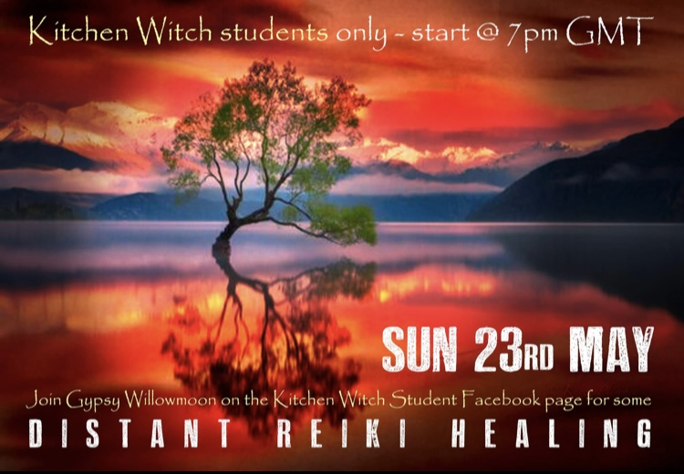 Mays Distant Reiki session 62635810