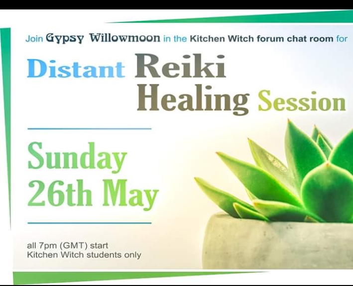 Distant Reiki May session 6de68810