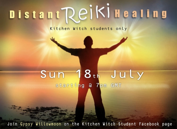 Distant Reiki Students Only  F6227310
