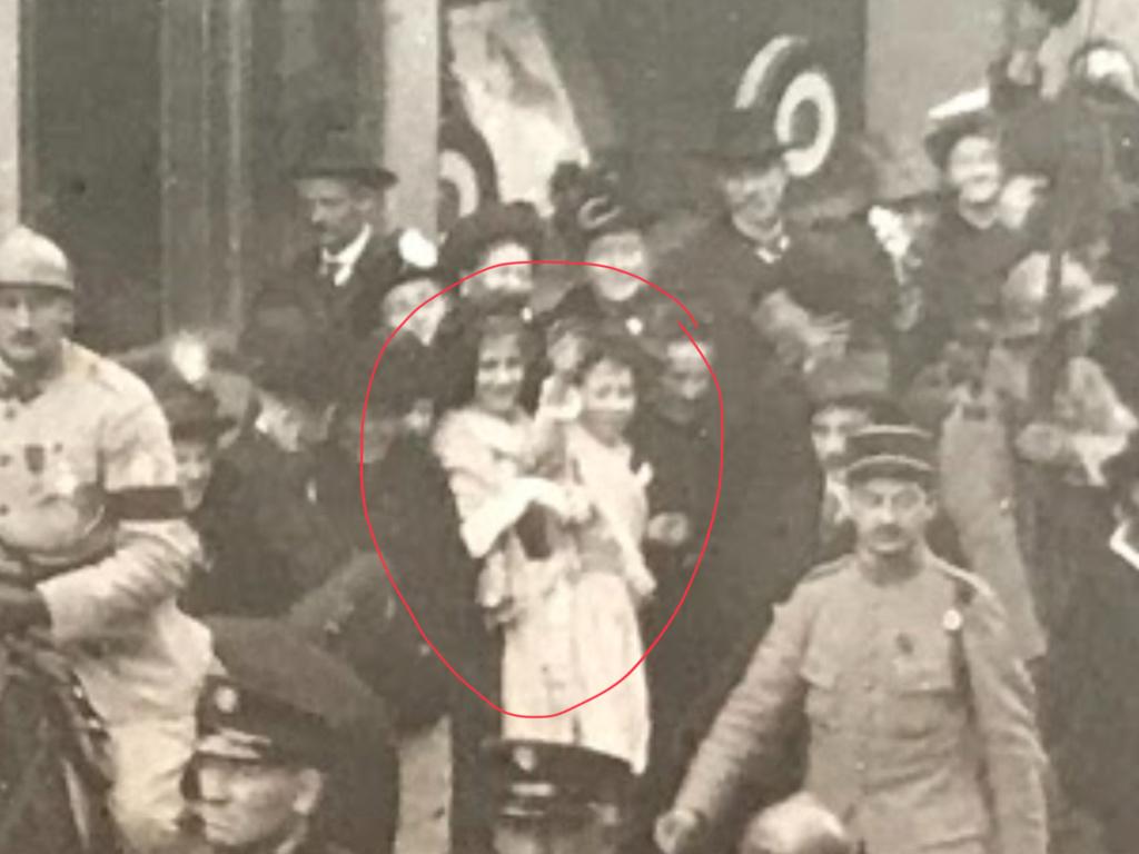 Défilé de la victoire de 1918 153fdb10
