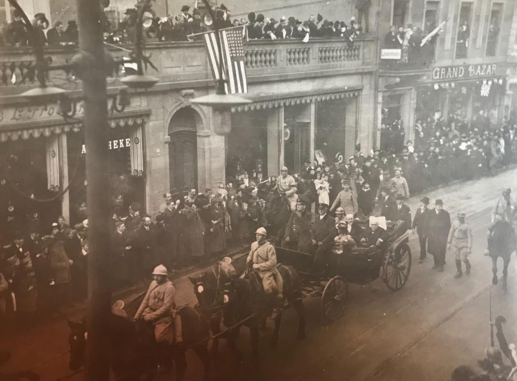 Défilé de la victoire de 1918 F574ad10