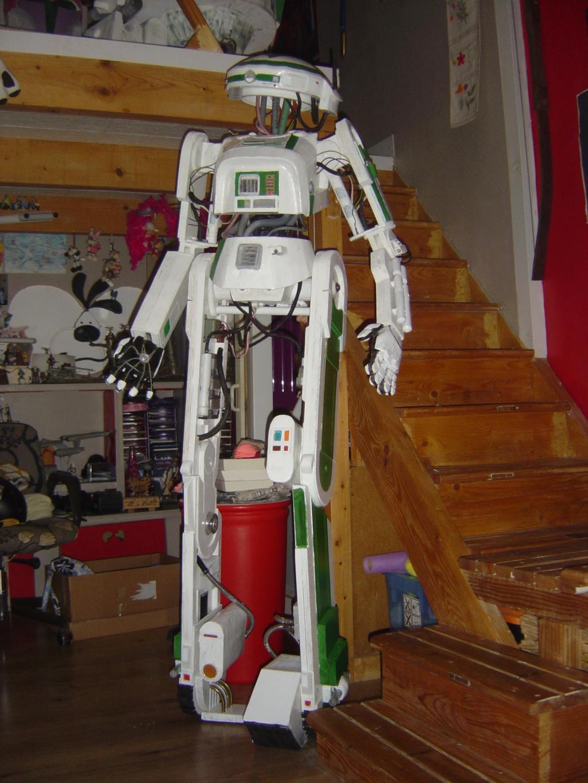 L3-37 le droide du filme solo Dsc02112