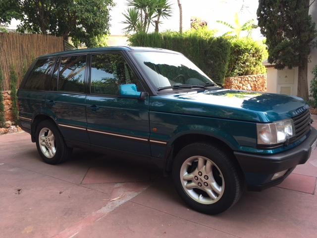 Nouveau en Range Rover 2410