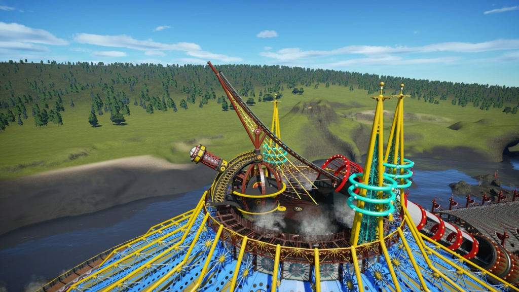 [Planet Coaster] Discovery Mountain - Au-delà du Soleil (Space Mountain) - Page 4 20181019
