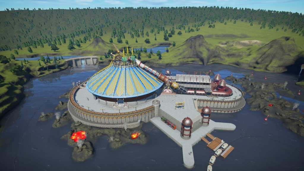 [Planet Coaster] Discovery Mountain - Au-delà du Soleil (Space Mountain) - Page 4 20181114