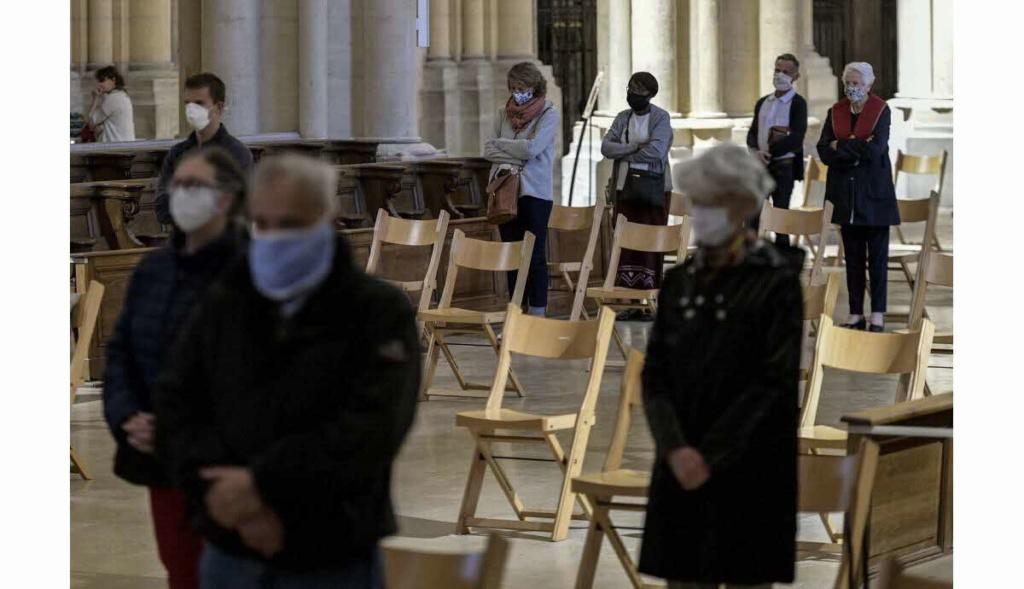 Déconfinement : la demande de l'Église catholique en France - Page 2 C7cfb110