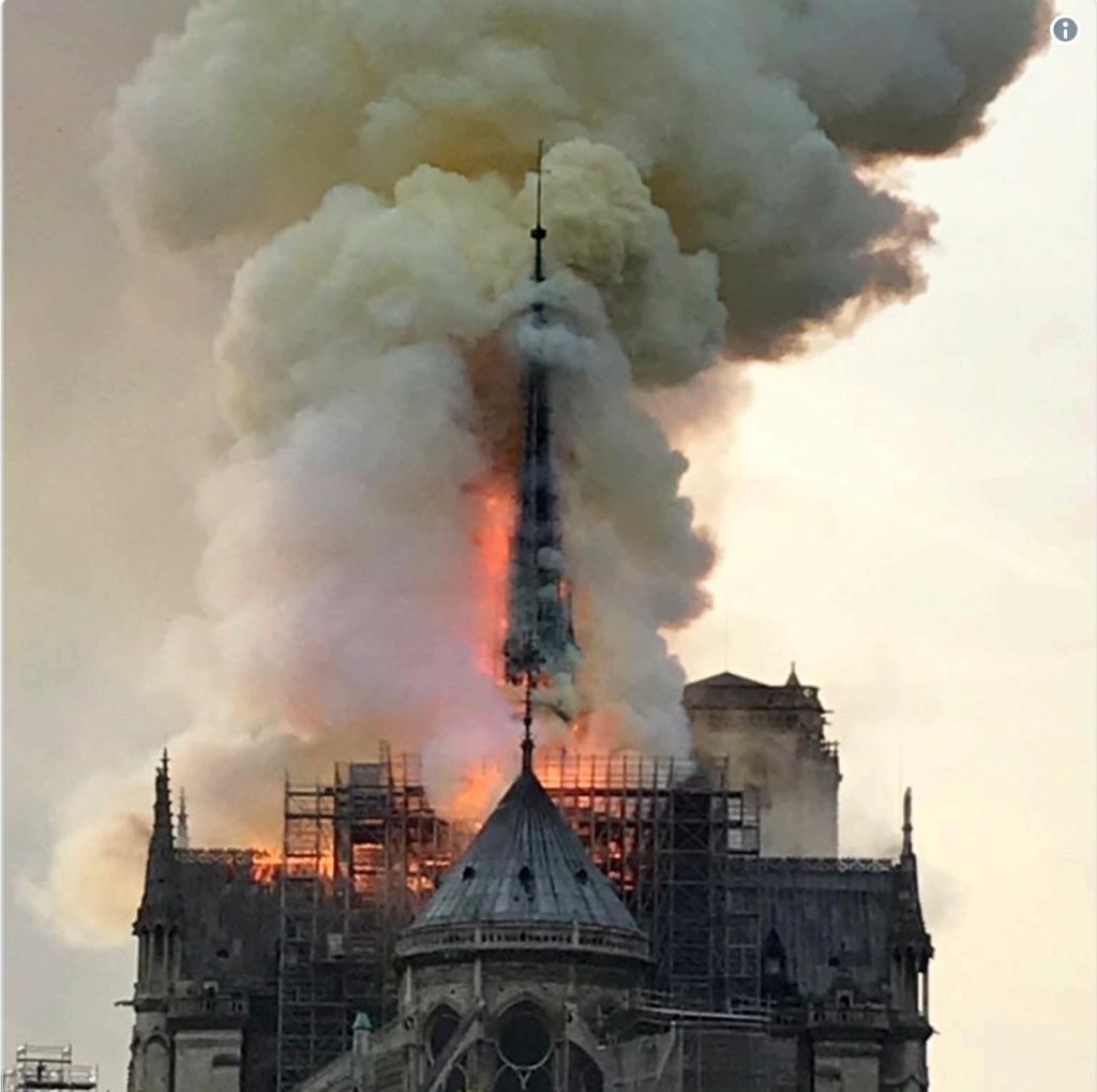 Notre Dame de Paris en flammes  - Page 3 Img_7514