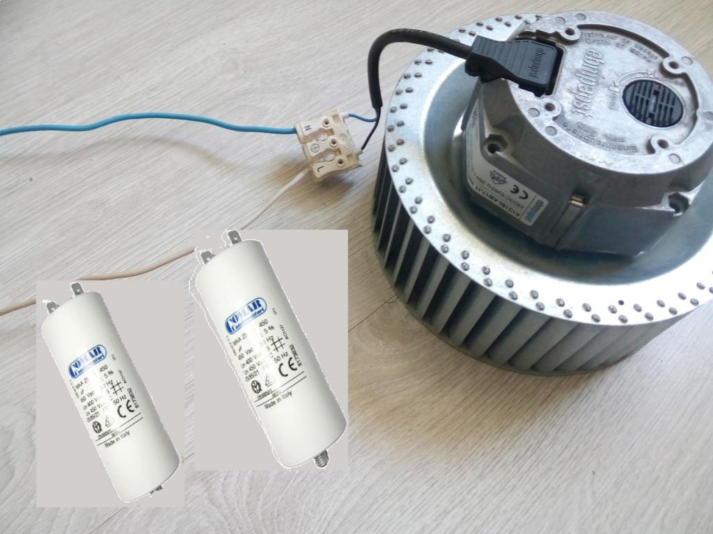 Réduire la vitesse de mon moteur avec un condensateur Img_2012