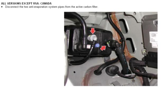 Filtre canister granturismo Captur14
