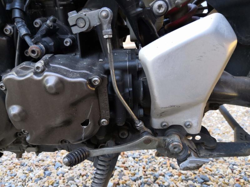 Vends 1200 XTZ 2012 accidentée+divers pièces Img_2013