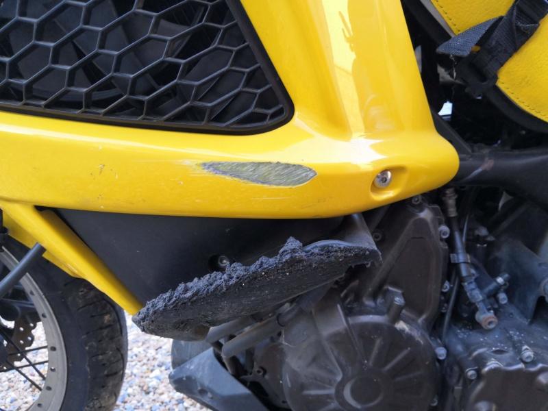 Vends 1200 XTZ 2012 accidentée+divers pièces Img_2015