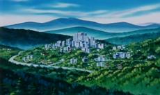 Violet város