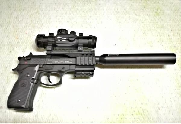 Choix d un pistolet CO2 semi-auto Wei210
