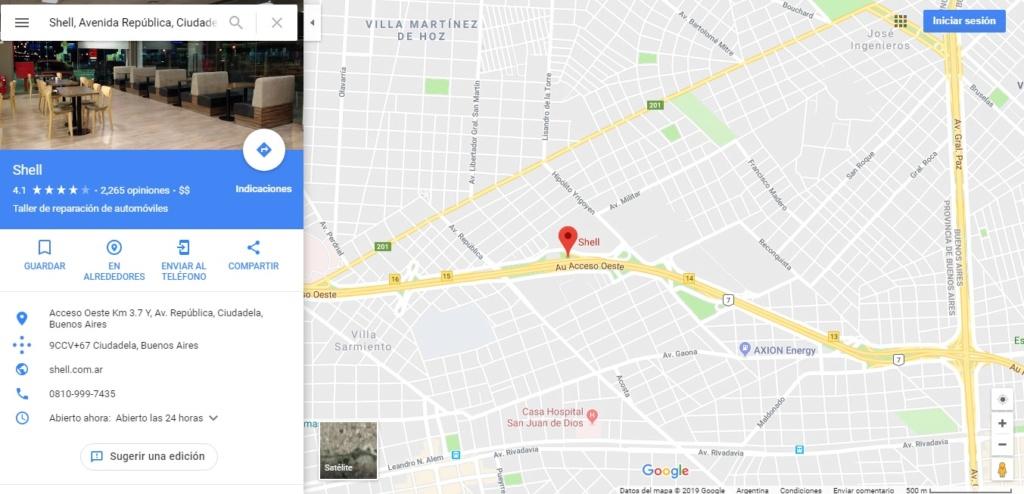 HOJA DE RUTA DE  VUELTA PATAGONICA 2019 Shell_10
