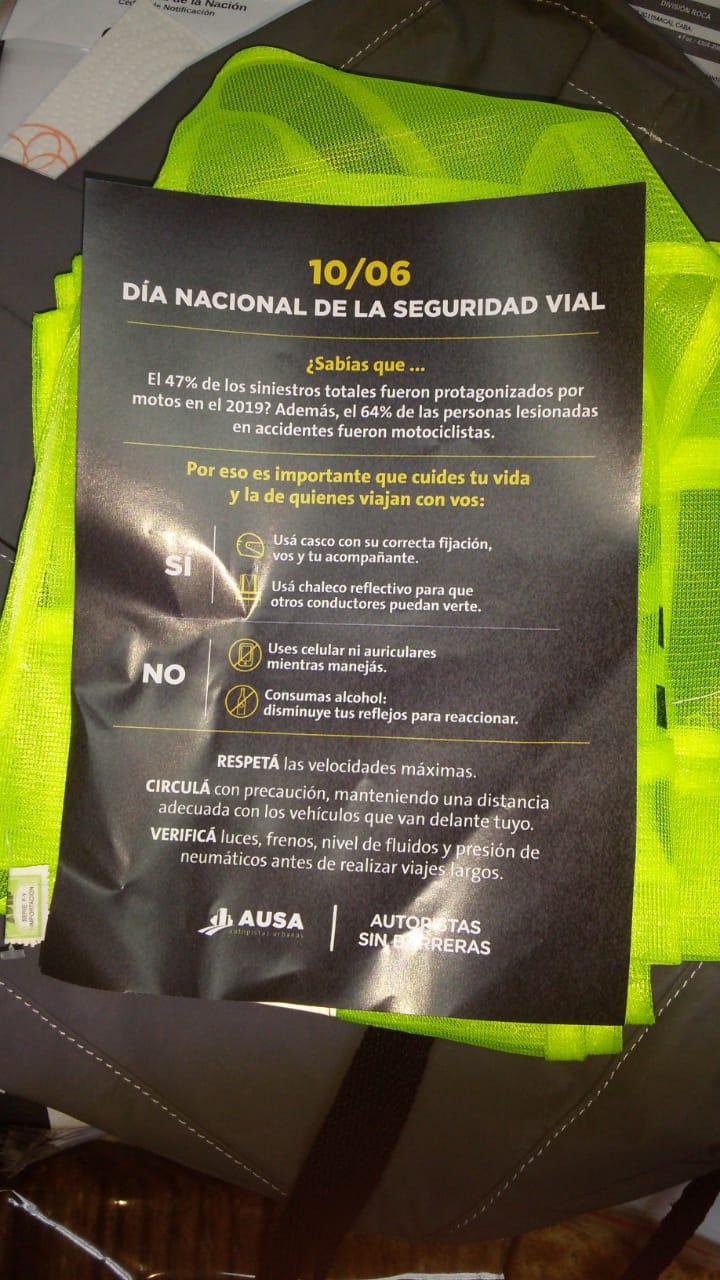 DIA NACIONAL DE LA SEGURIDAD VIAL Whatsa10