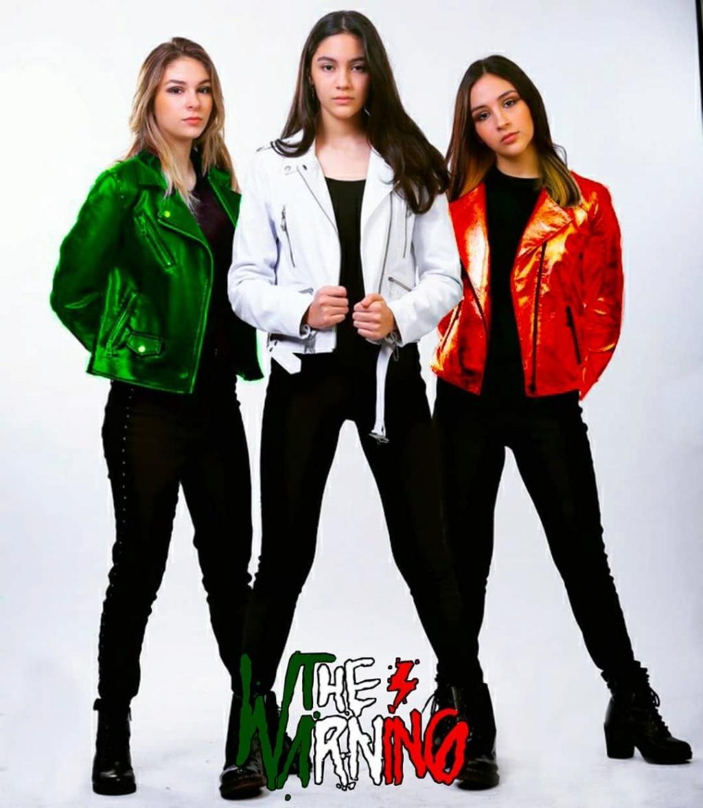 """The Warning - """"EVOLVE"""" 2º single TW3, estreno 23 de julio - Rock clásico desde México - Página 18 11924210"""