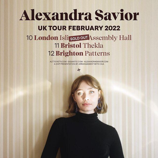 "Alexandra Savior - ""The Archer"" 10.01.2020. - Página 4 19459010"