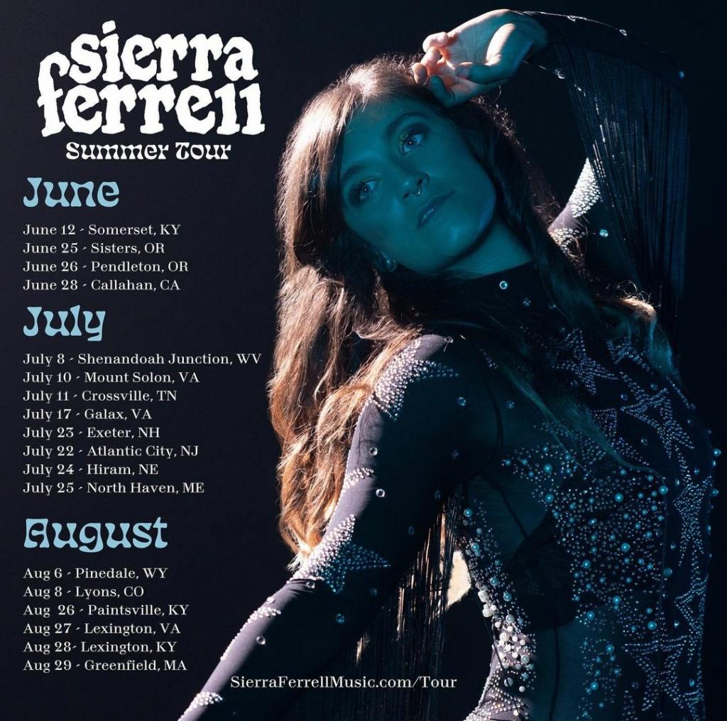 "Sierra Ferrell - Nuevo LP ""Long Time Coming"" 20 agosto - Country, Americana, Bluegrass, Folk, Ragtime - West Virginia 19728110"