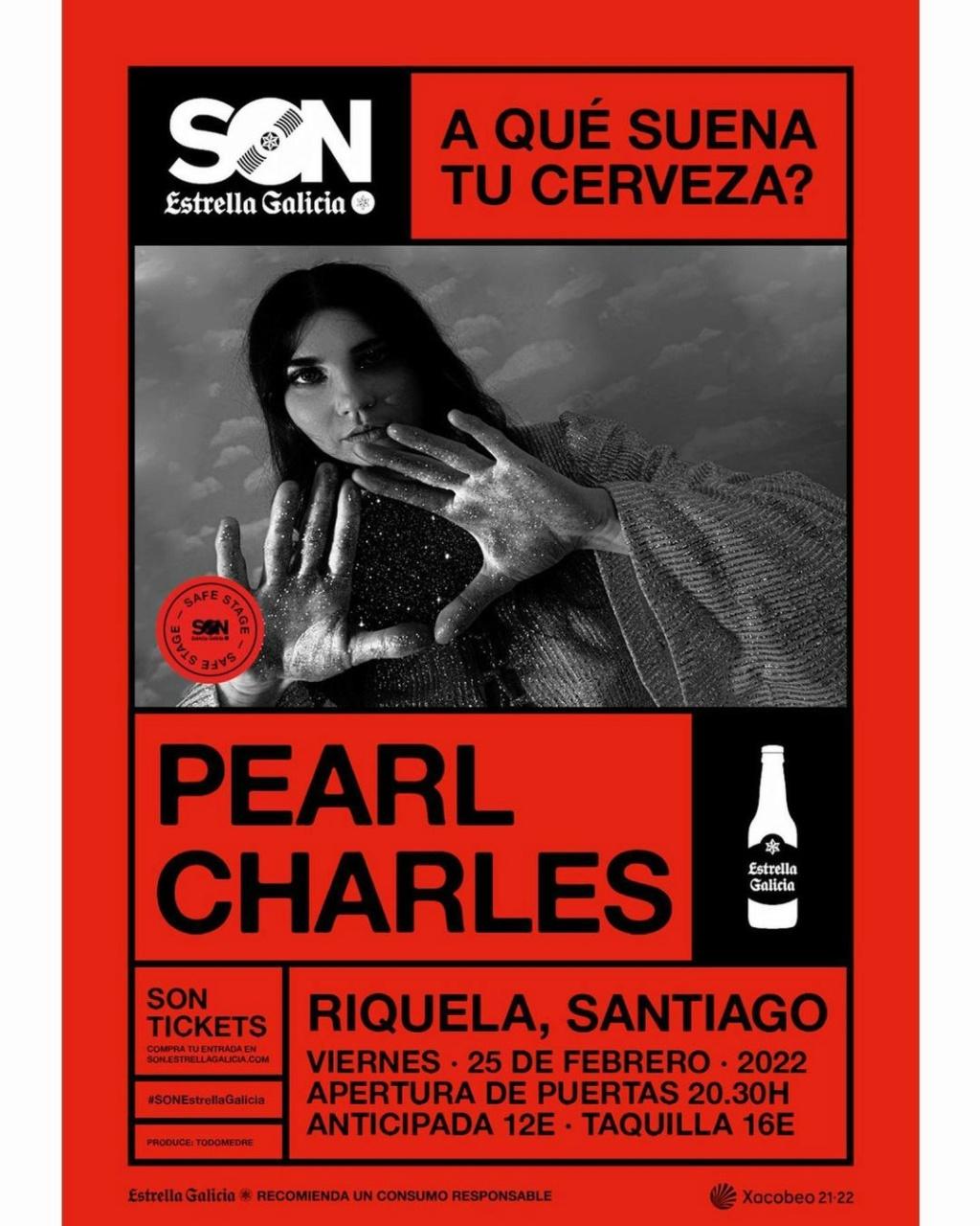 "Pearl Charles - ""Magic Mirror"" (15.01.21) - rock, country, folk, pop, americana, psicodelia, desert - Los Ángeles, CA - Página 2 19902810"