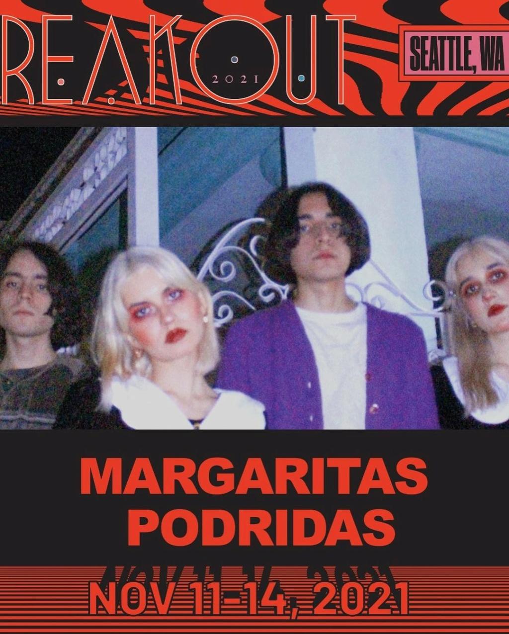 Margaritas Podridas - Noise, Grunge, Shoegaze - Hermosillo, México 19966610