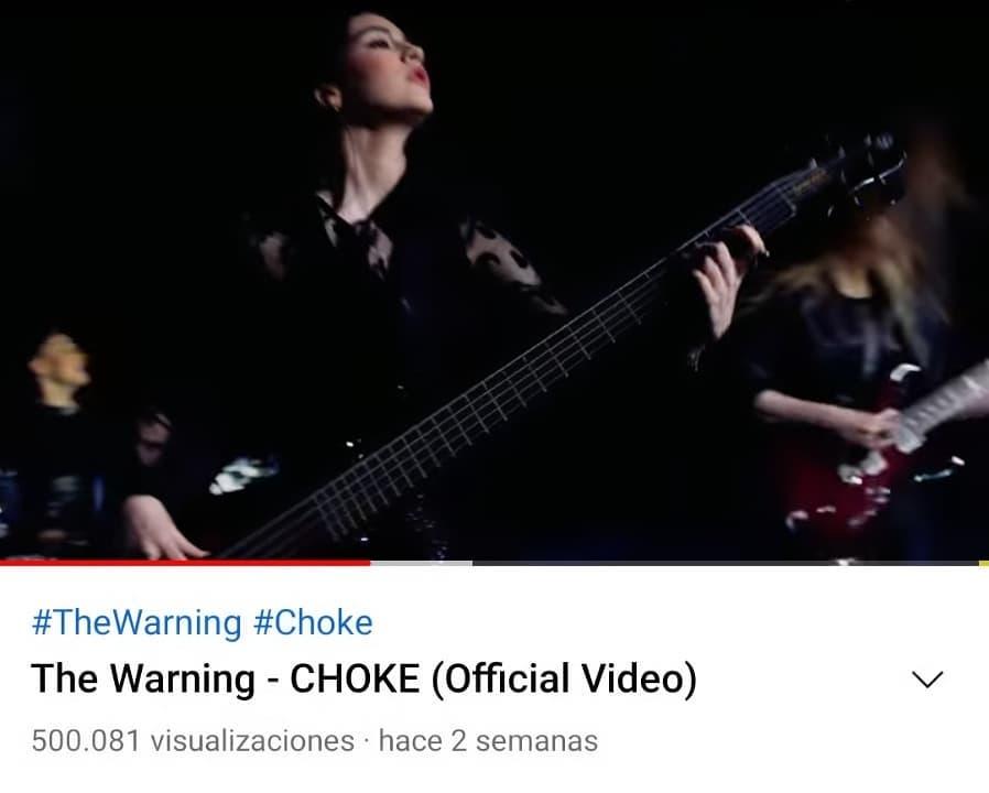 """The Warning - EP """"Mayday"""" fuera 8 octubre  - Rock clásico desde México - Página 20 19972010"""