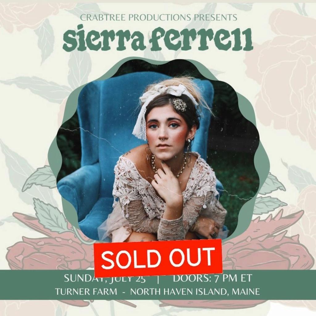 "Sierra Ferrell - Nuevo LP ""Long Time Coming"" 20 agosto - Country, Americana, Bluegrass, Folk, Ragtime - West Virginia - Página 3 22121310"
