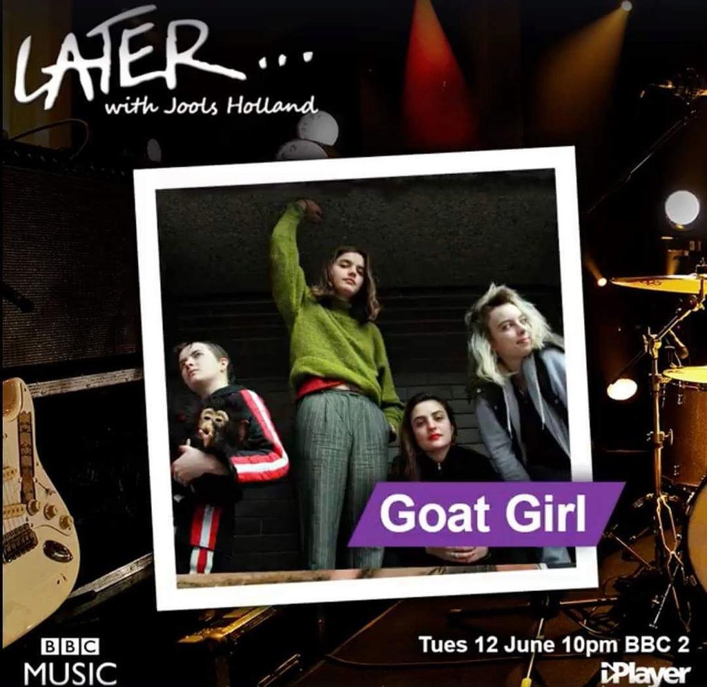 Goat Girl - rocky/grungy/punk - Rock oscuro y sutil - Escena sur de Londres - Página 3 33630410