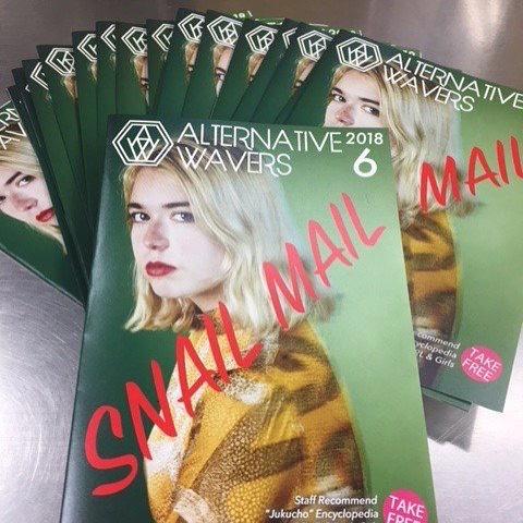 "Snail Mail - Rock Alternativo - Nuevo disco ""Valentine"" 5 noviembre - Baltimore, Maryland - Página 8 35576110"