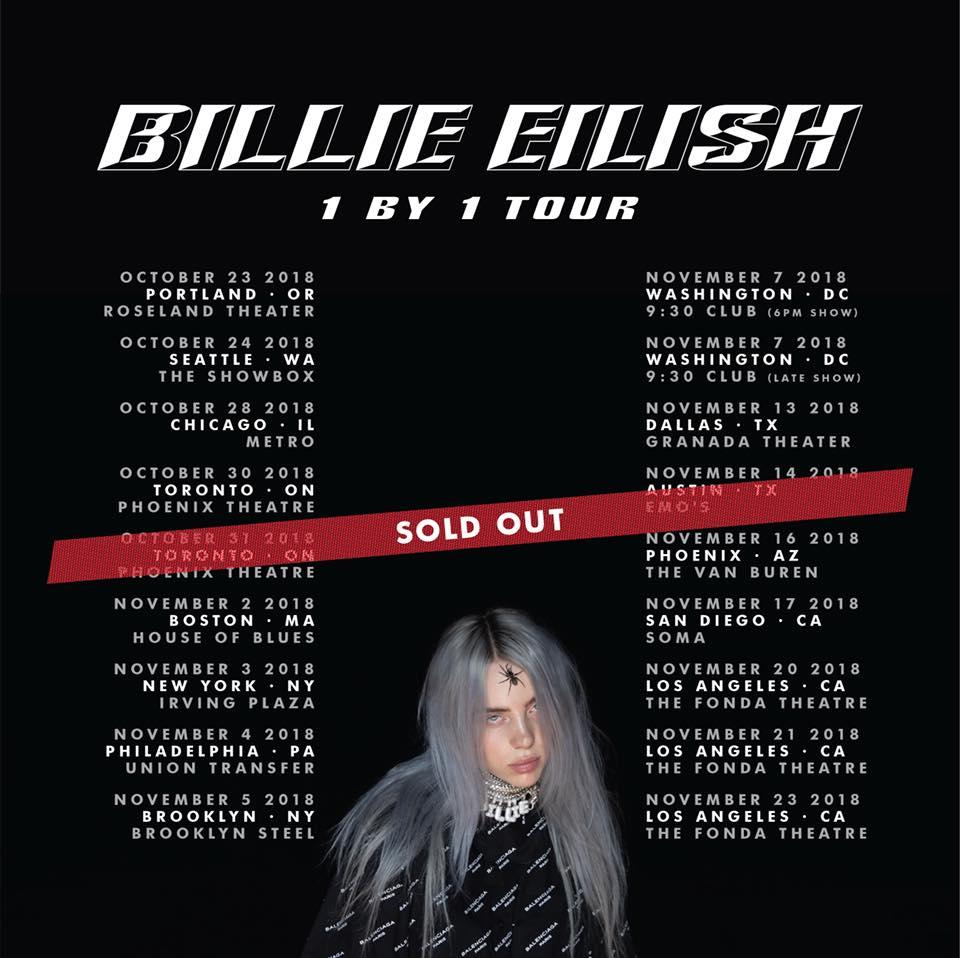 Billie Eilish - Pop Alternativo - Incipiente super estrella Pop - Confirmada en el Mad Cool 37914010