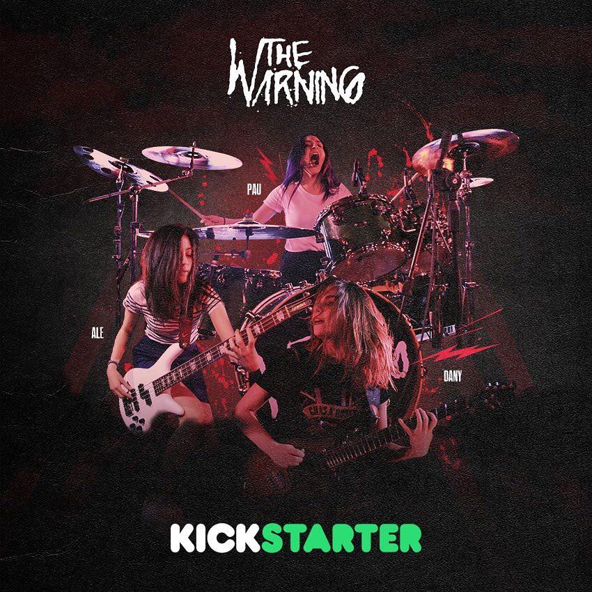 """The Warning - """"CHOKE"""" primer single TW3, estreno 21 de mayo - Rock clásico desde México - Página 10 39203710"""