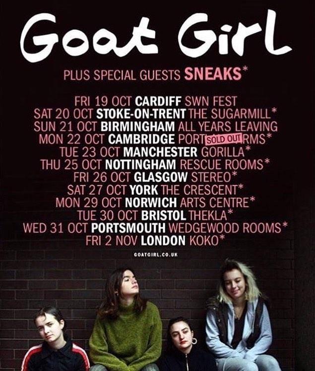 Goat Girl - rocky/grungy/punk - Rock oscuro y sutil - Escena sur de Londres - Página 5 42190410