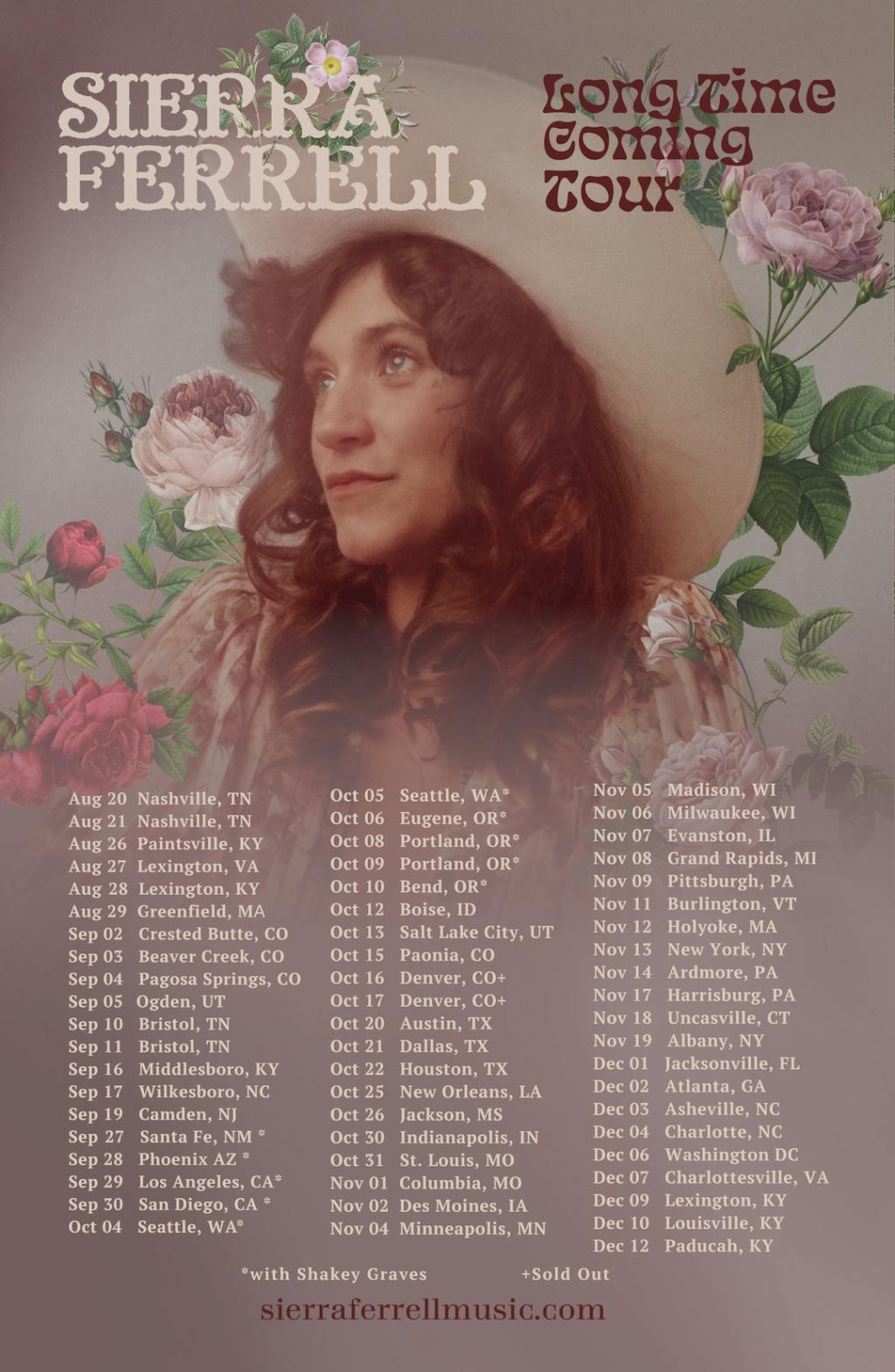 "Sierra Ferrell - Nuevo LP ""Long Time Coming"" 20 agosto - Country, Americana, Bluegrass, Folk, Ragtime - West Virginia 55555510"