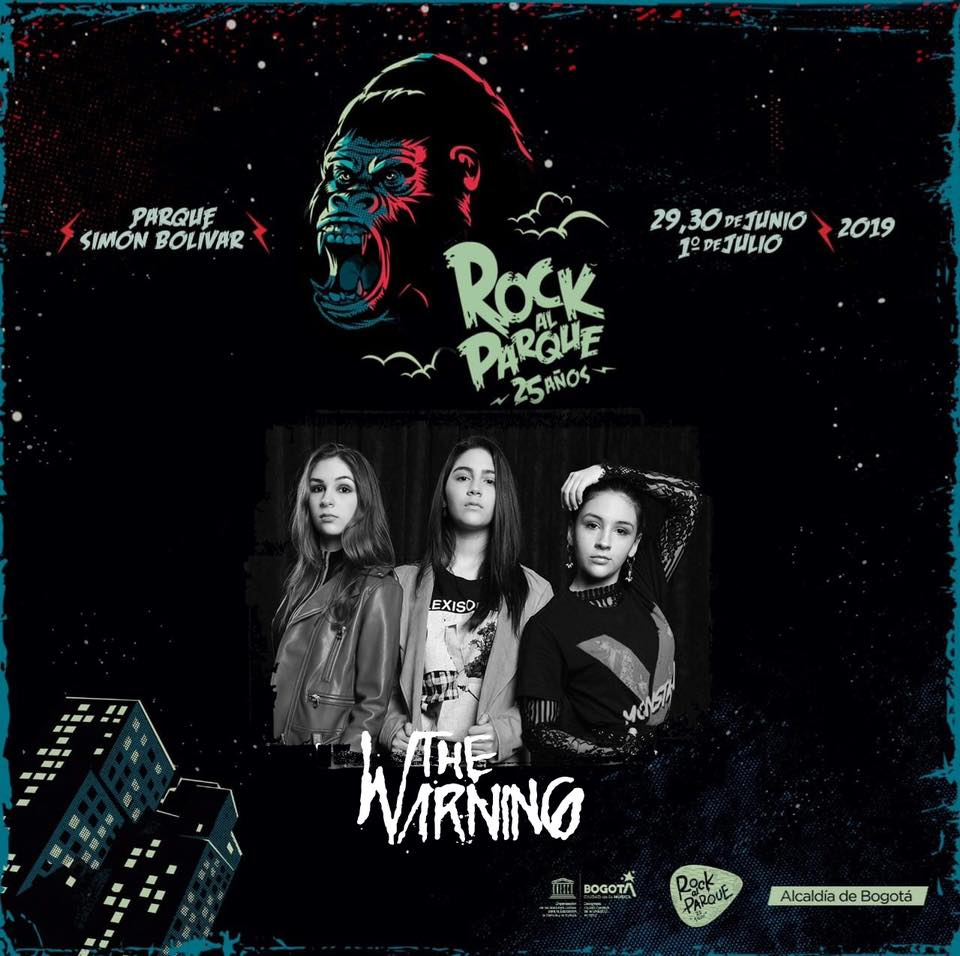 """The Warning - """"CHOKE"""" primer single TW3, estreno 21 de mayo - Rock clásico desde México - Página 14 60935610"""