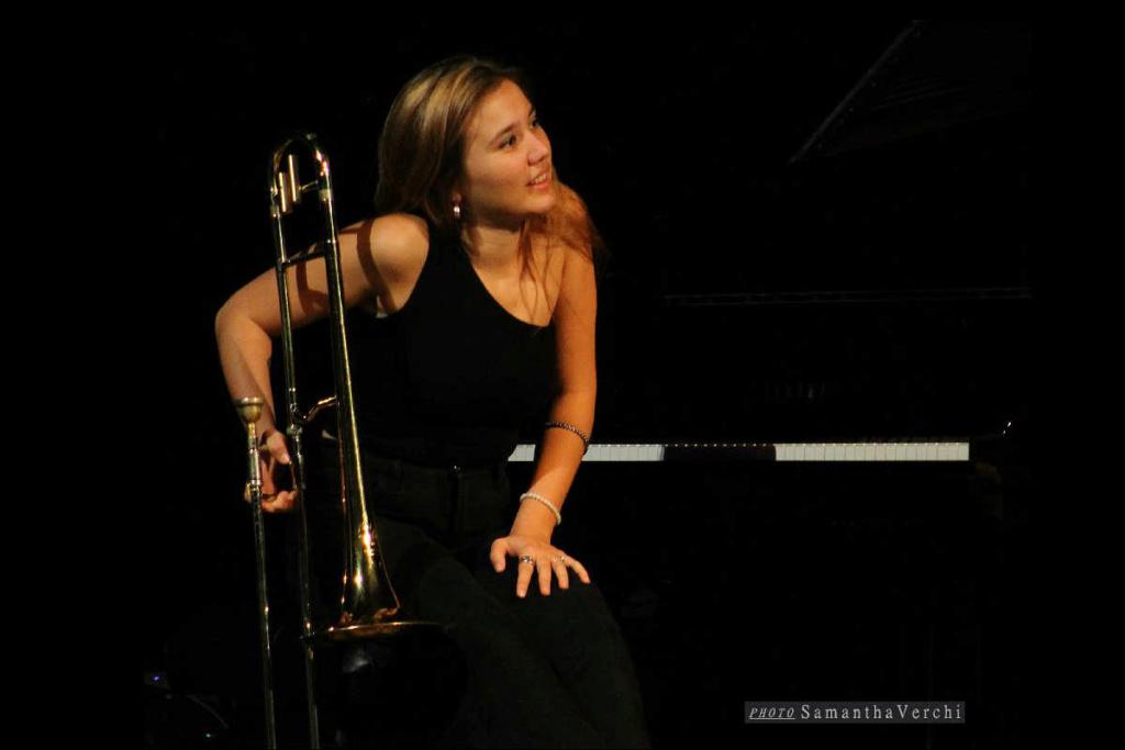 Rita Payés - Jazz, Bossa Nova - Trombón, Voz - Vilassar de Mar (Barcelona) 66666612
