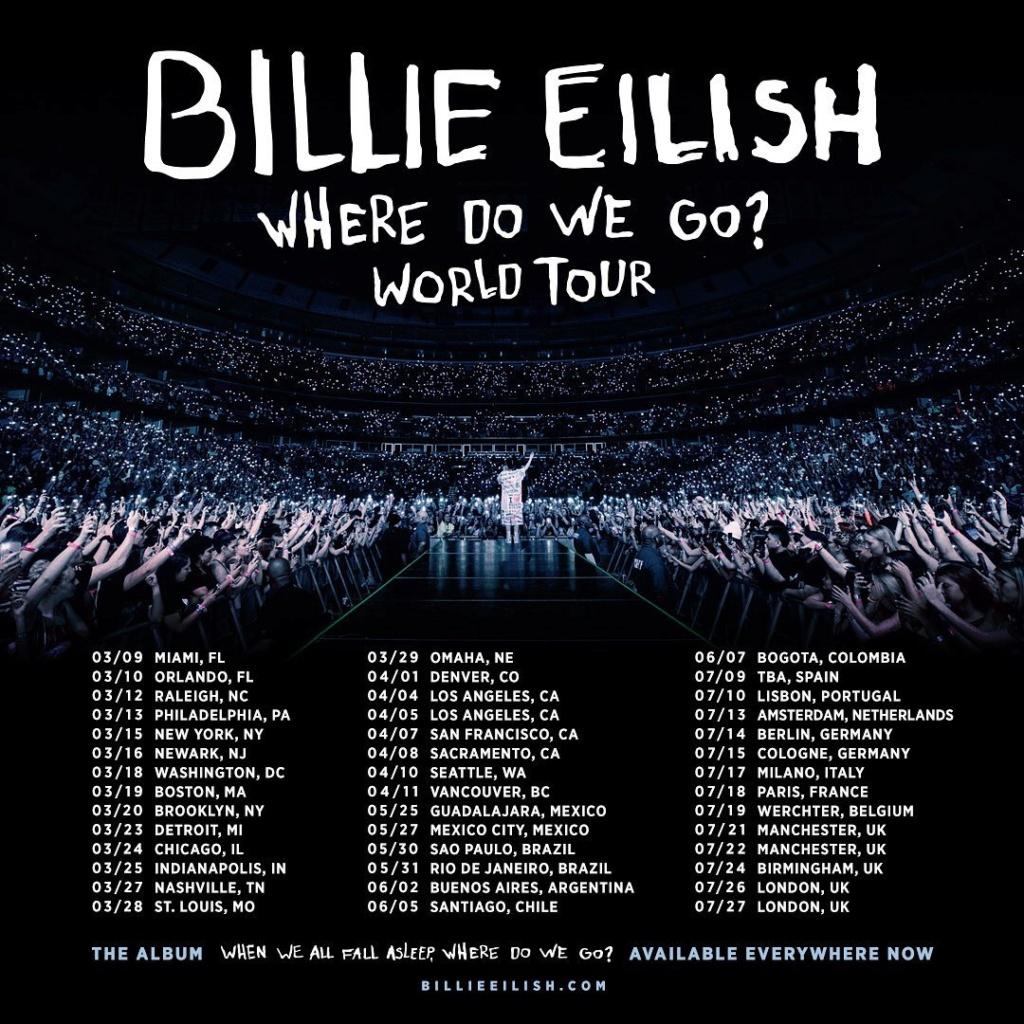 Billie Eilish - Pop Alternativo - Incipiente súper estrella Pop - Confirmada en el Mad Cool - Página 13 69874910